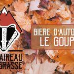Bière ambrée Le Goupil